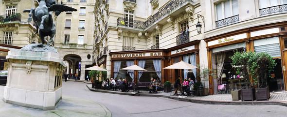 Изображение 40. Парижские кафе.. Изображение № 42.