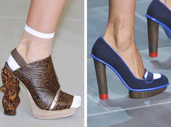 Walking in my shoes: 10 тенденций обуви весны-лета 2011. Изображение № 31.
