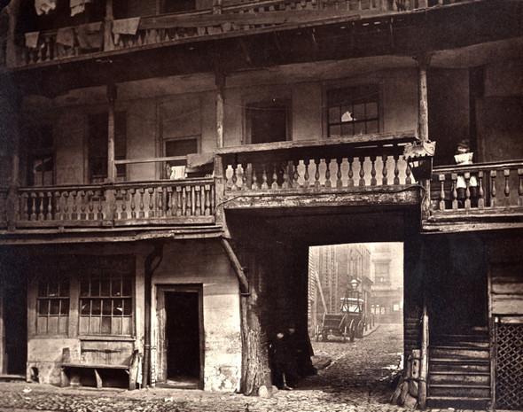 Призраки старого Лондона. Изображение № 2.