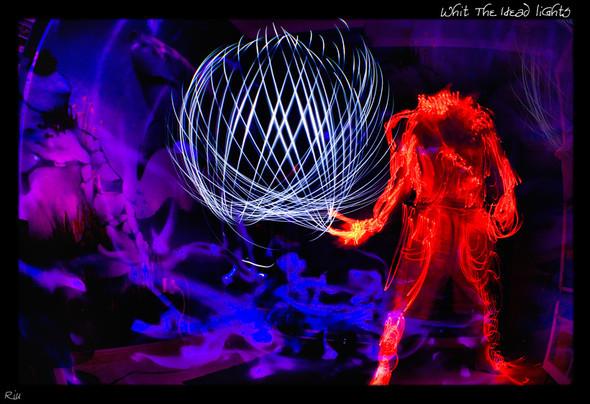 Lightpainting. Изображение № 29.