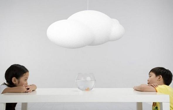 Изображение 4. Предмет: Лампа-облако.. Изображение № 4.