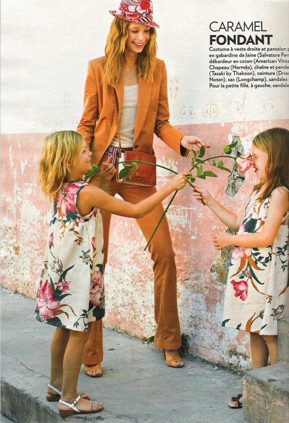 Изображение 100. Съемки: Harper's Bazaar, Industrie, Vogue и другие.. Изображение № 19.