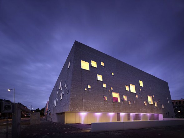 Dutch touch: Гид по современной голландской архитекторе. Изображение № 67.