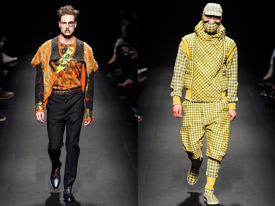 Milan Fashion Week:  День 2. Изображение № 29.
