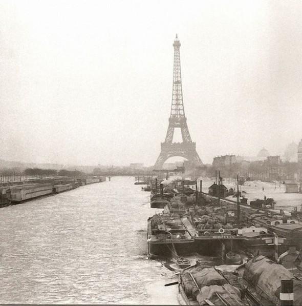 Фотографии старого Парижа. Изображение № 22.