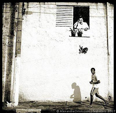 Граффити Александрэ Ориона. Изображение № 16.