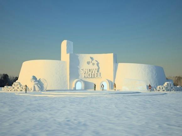 Ледяной отель. Изображение № 2.