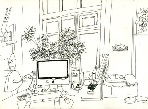 «Мне нравится думать, что художники — это простые люди». Изображение № 39.