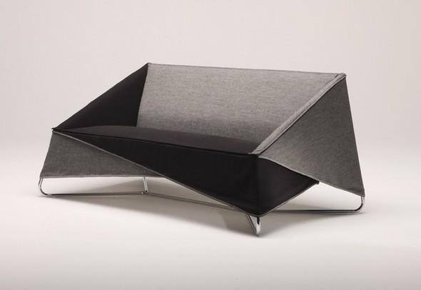 Мебель-«оригами» от Biesse. Изображение № 6.