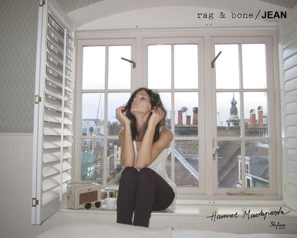 Кампания: Ханнели Мустапарта для Rag & Bone. Изображение № 22.