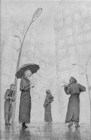 Alexey Andreev Hermetic Art. Изображение № 11.