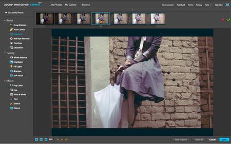 Photoshop Express. Изображение № 2.
