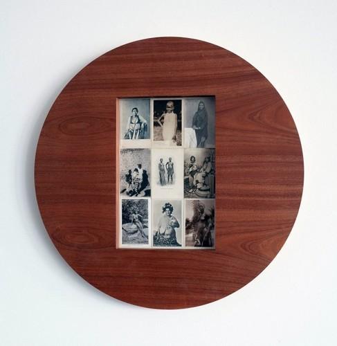 """Старые фотографии аборигенов и неоновые трубки в фотоинсталляции """"Рай"""". Изображение № 7."""