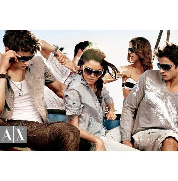 Кампании: Armani Exchange, Gap и H&M. Изображение № 2.