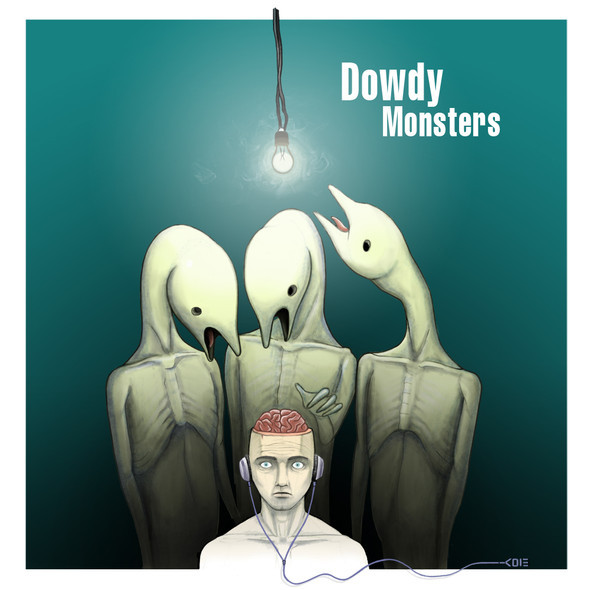 Dowdy - Monsters EP (2010). Изображение № 1.