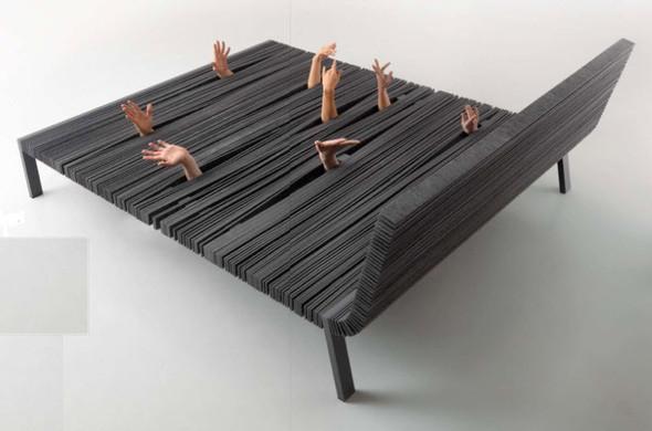 Современные кровати отLago. Изображение № 5.