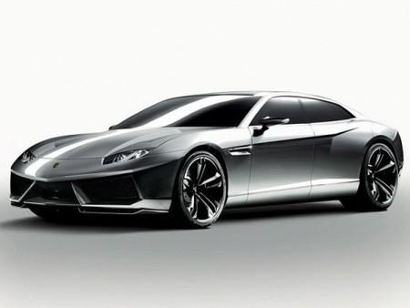 Lamborghini Estoque. Изображение № 1.