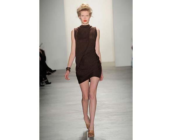 Неделя моды в Нью-Йорке: второй день. Изображение № 31.