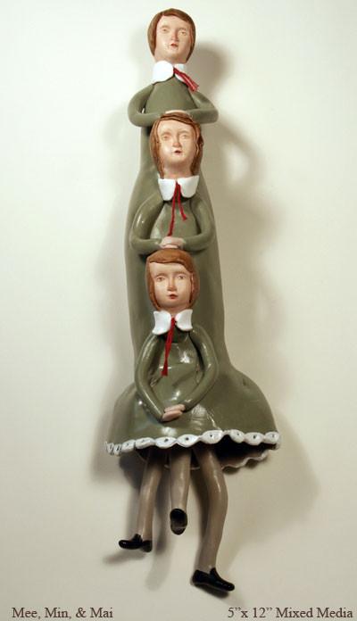 Меланхоличные герои супругов Parlour. Изображение № 16.