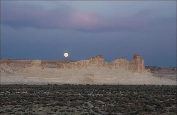 Западный Казахстан. Полуостров Мангышлак. Изображение № 27.