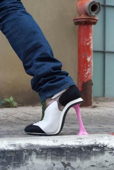 Найстраннейшие женские туфельки. Изображение № 4.