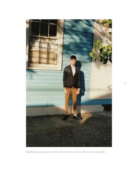 Мужские лукбуки: Barneys, Dior Homme, Opening Ceremony и Pierre Balmain. Изображение № 1.
