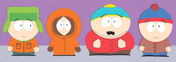 Авторы South Park ставят мюзикл. Изображение № 1.
