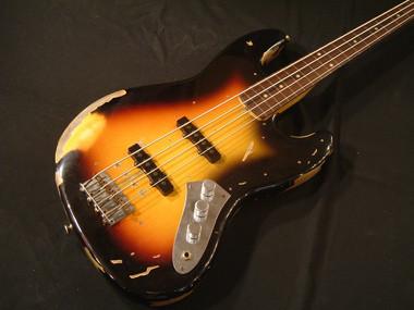 Безладовые бас гитары. Изображение № 3.