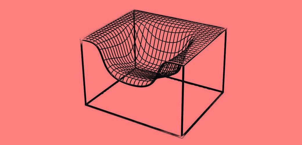 Глитч-мебель: красивые компьютерные ошибки в интерьере. Изображение № 32.