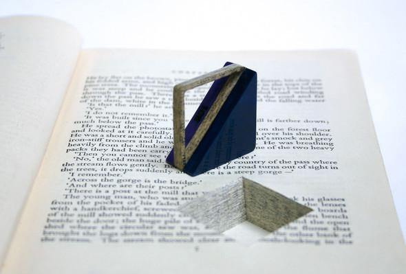 Бижутерия из книг от Джереми Мэя. Изображение № 12.