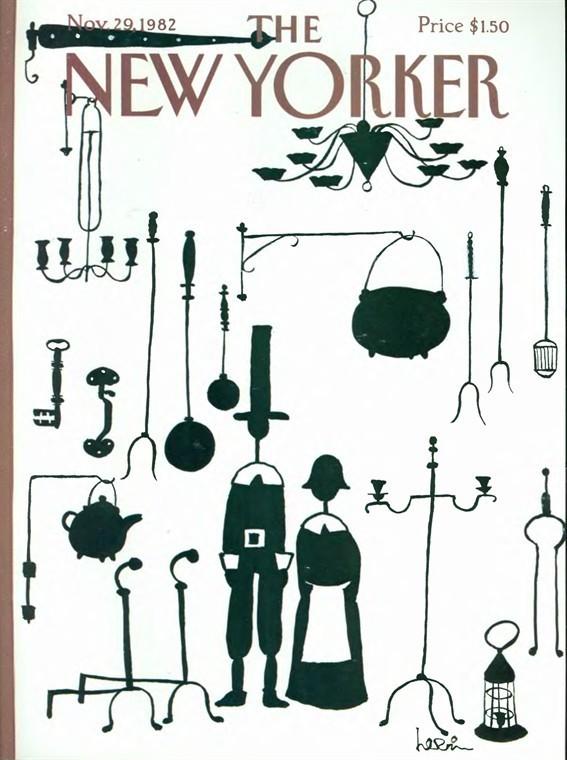 Обложки TheNew Yorker. Изображение № 58.