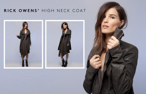 Лукбук: Barneys Outerwear FW 2011. Изображение № 10.