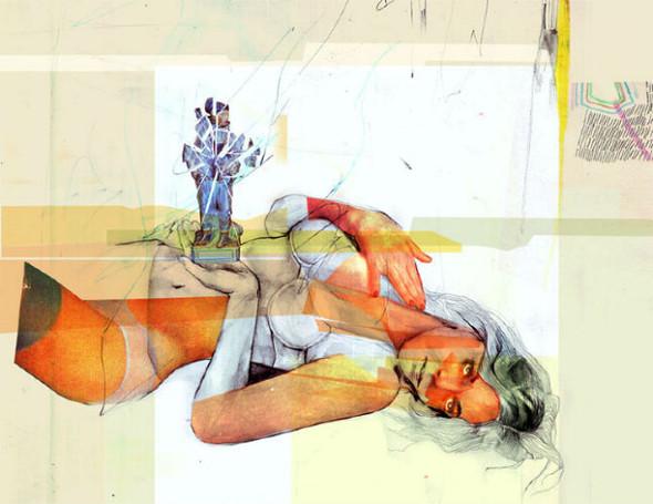 Новые имена: 15 молодых иллюстраторов. Изображение № 109.