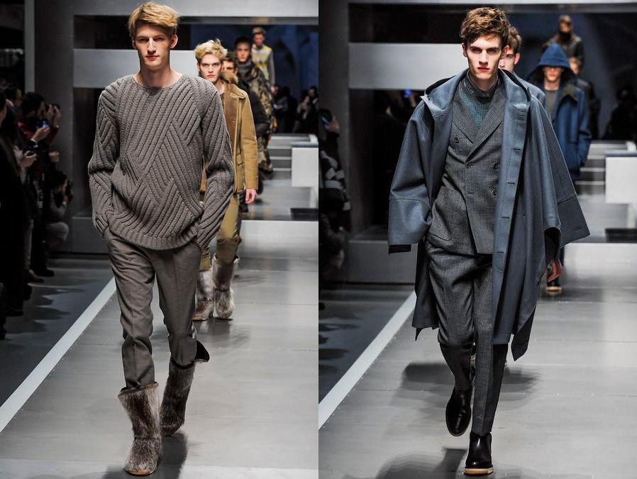 Milan Fashion Week:  День 3. Изображение № 23.