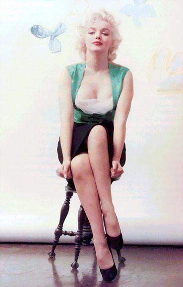 Изображение 54. Marilyn Monroe, pin-up girl.. Изображение № 55.