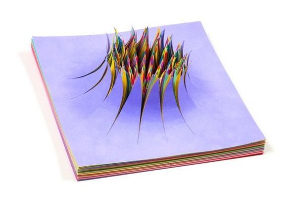 Бумажное искусство. Изображение № 11.