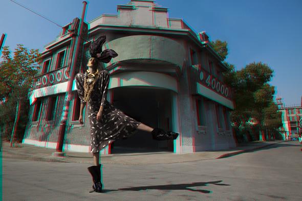 3D-мода: объемные съемки. Изображение № 8.