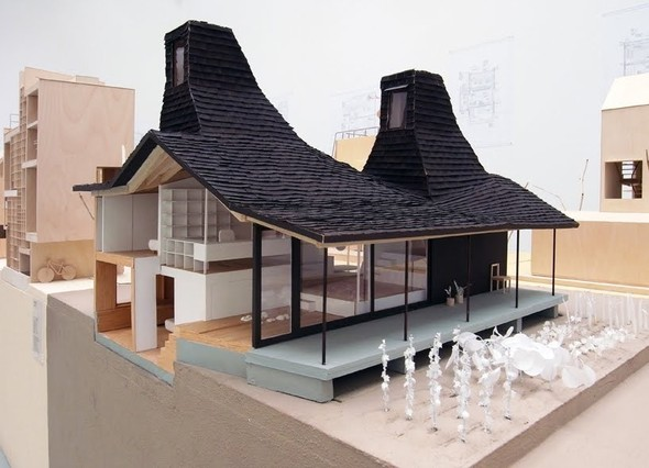 Atelier Bow-Wow. Масштаб маленького дома.. Изображение № 20.