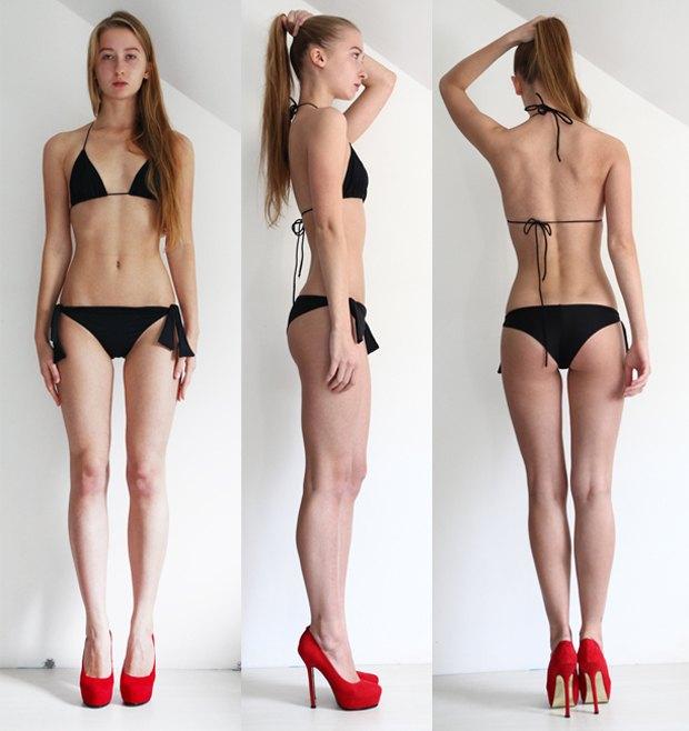 Финалистки конкурса New One Model Management. Изображение № 5.