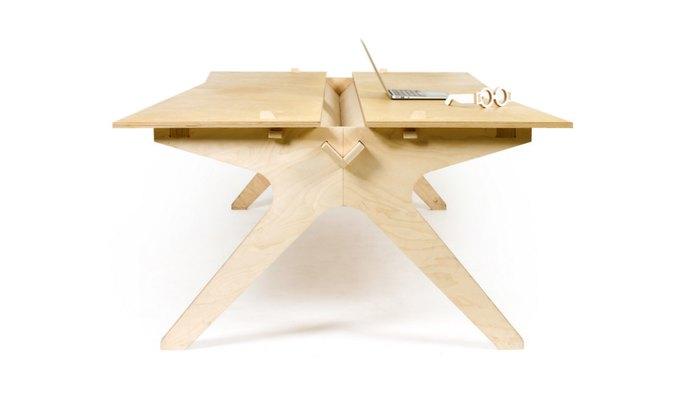 OpenDesk предоставляет мебельные чертежи в свободном доступе. Изображение № 1.