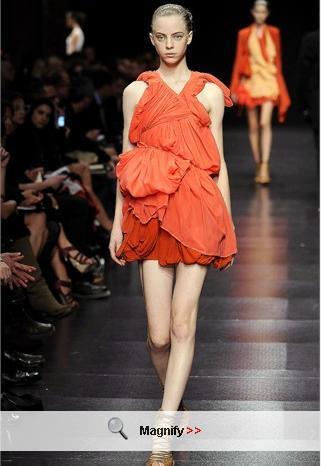 Top-10 SS09 collections (Paris FW) поверсии Style. com. Изображение № 1.