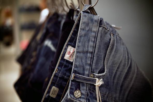 Джинсомания: обзор зоны Denim Fashion в ЦУМе. Изображение № 39.