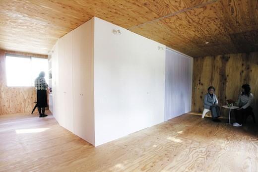 А-ля натюрель: материалы в интерьере и архитектуре. Изображение № 60.