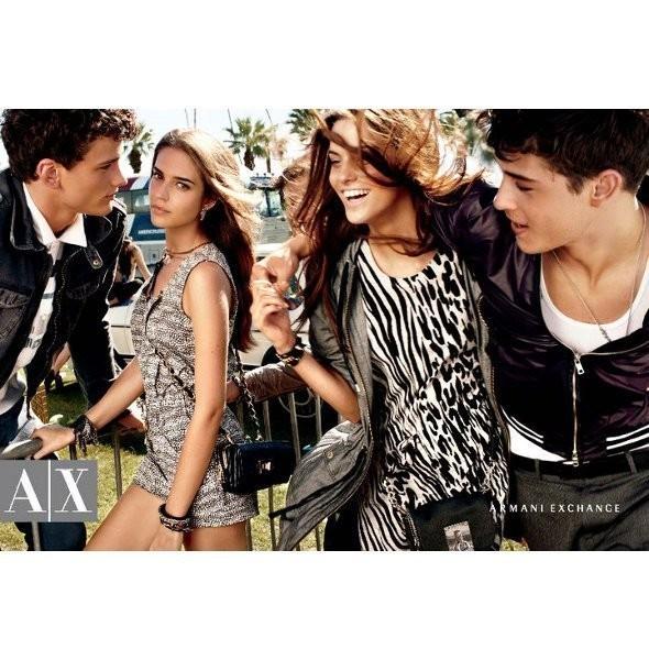 Кампании: Armani Exchange, Gap и H&M. Изображение № 11.