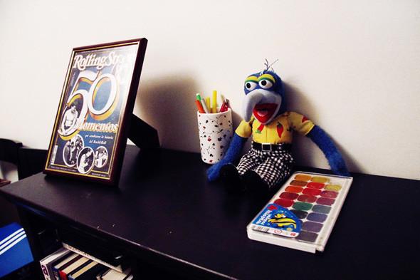Музыкальная кухня: Human Tetris. Изображение № 6.