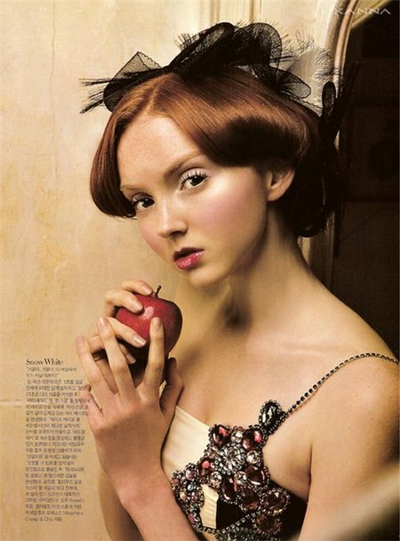 Lily Cole – top model doll. Изображение № 16.