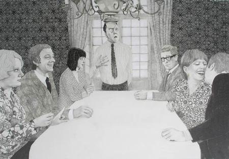 Vanna Bowles иее пленительно-тревожные работы. Изображение № 3.