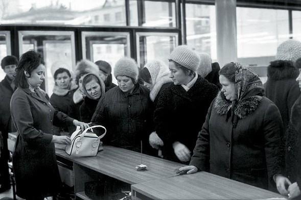 Картье-Брессон, Линдберг и Роверси в Москве. Изображение № 17.