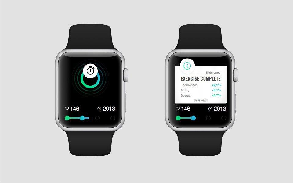 Какими будут приложения для Apple Watch. Изображение № 4.