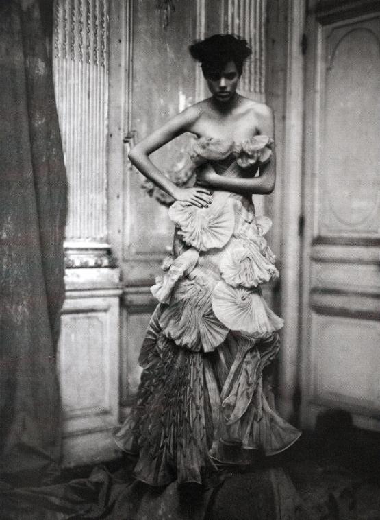 Изображение 3. Главная модель показа Chanel Фрея БеяЭриксен.. Изображение № 3.